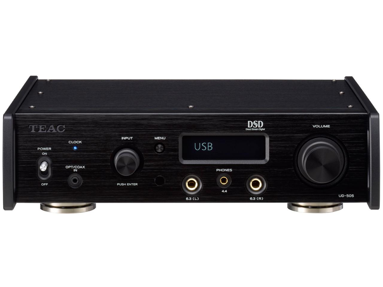 UD-505-B [ブラック] の製品画像