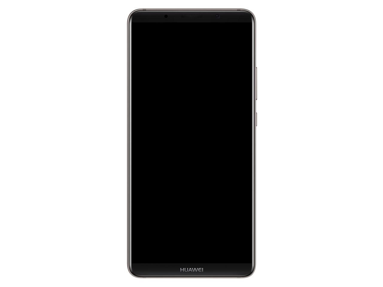 『本体1』 HUAWEI Mate 10 Pro SIMフリー [チタニウムグレー] の製品画像