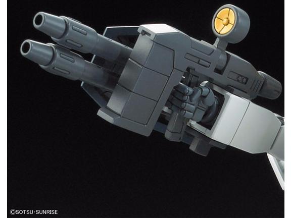 『アングル4』 HGUC 1/144 ブルーディスティニー3号機 EXAM の製品画像