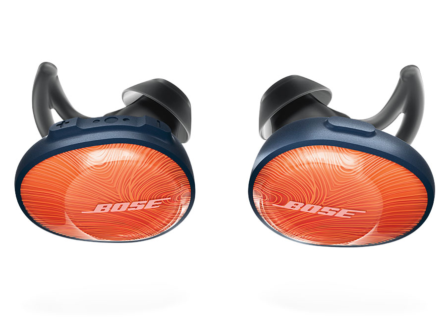 SoundSport Free wireless headphones [ブライトオレンジ] の製品画像