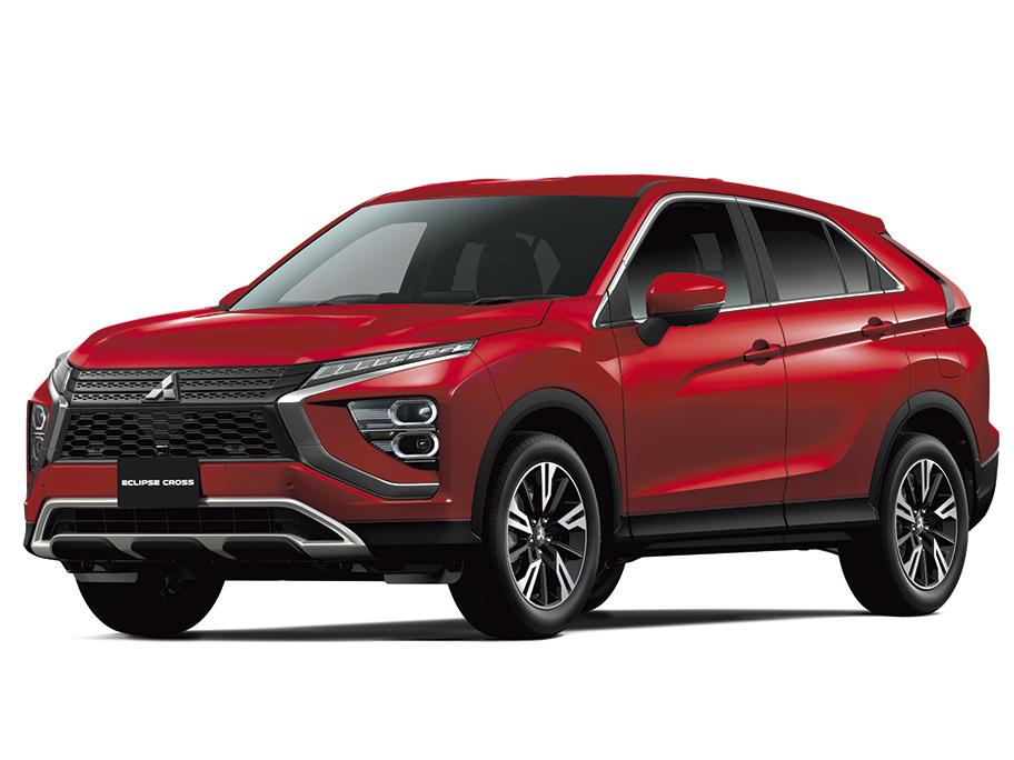 三菱 エクリプス クロス 2018年モデル 新車画像
