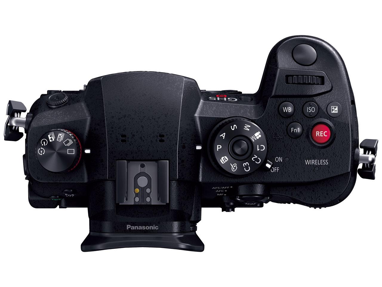 LUMIX DC-GH5S ボディ の製品画像