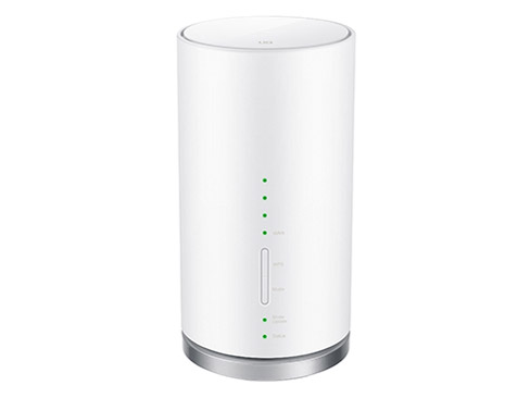 Speed Wi-Fi HOME L01s [ホワイト] の製品画像