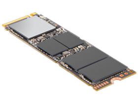 SSD 760p SSDPEKKW512G8XT の製品画像