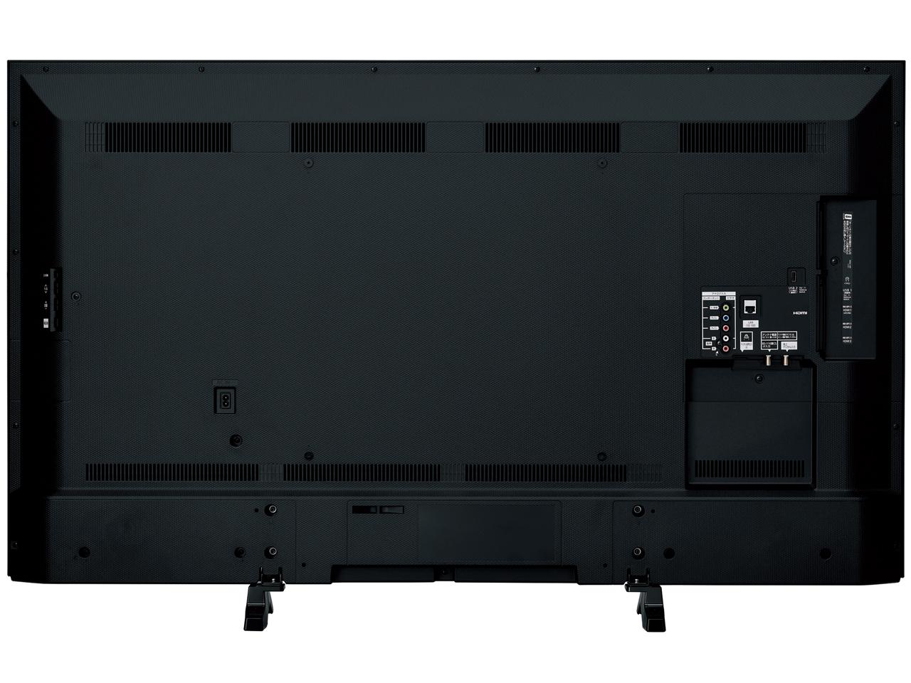 『本体 背面』 VIERA TH-55FX600 [55インチ] の製品画像