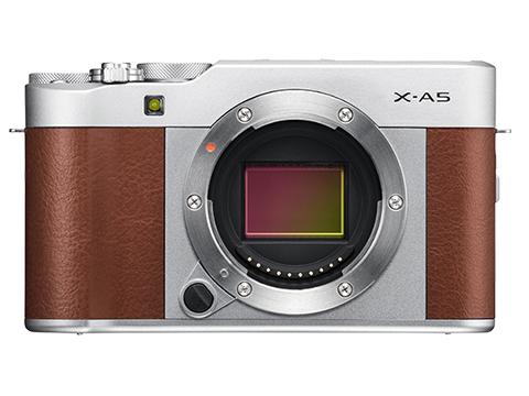 FUJIFILM X-A5 ボディ [ブラウン] の製品画像