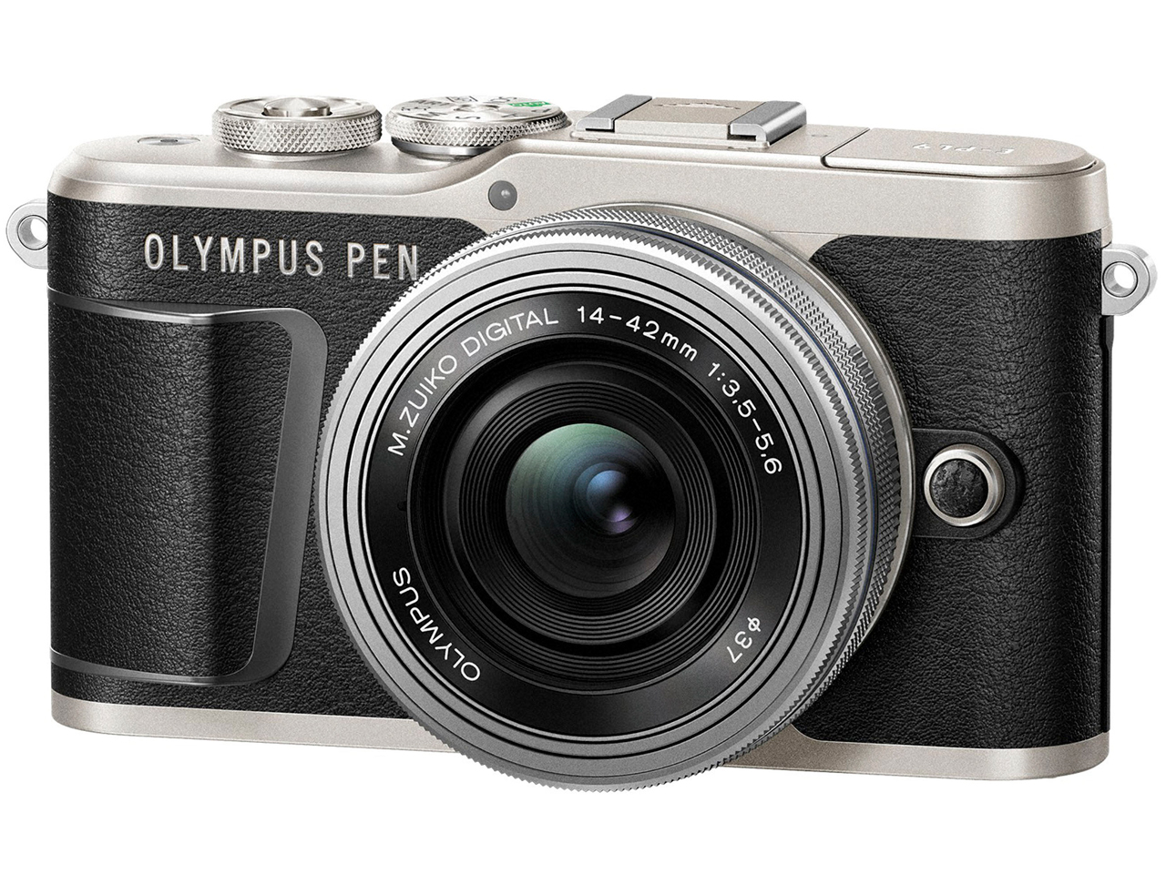 OLYMPUS PEN E-PL9 14-42mm EZレンズキット [ブラック]