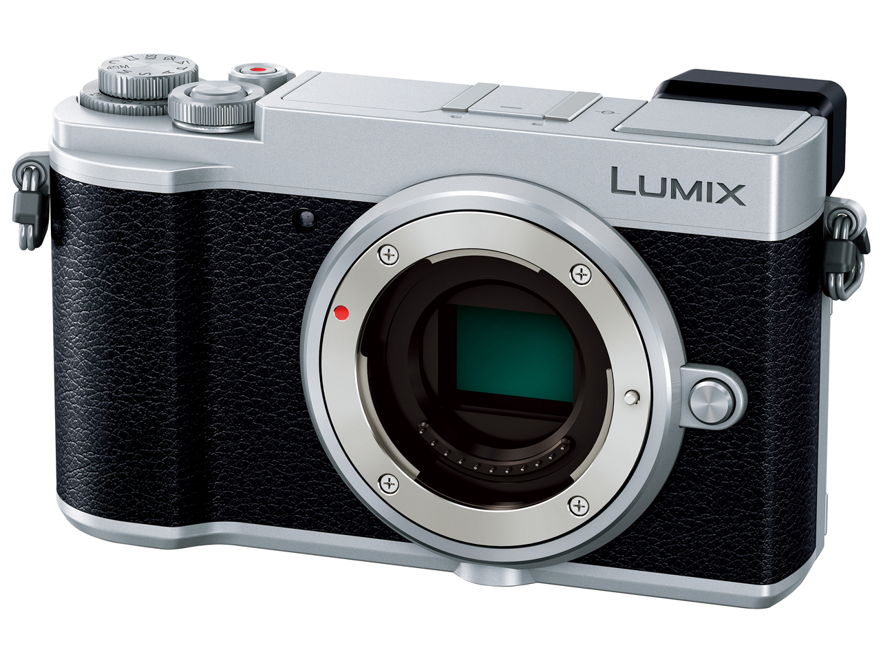 LUMIX DC-GX7MK3-S ボディ [シルバー] の製品画像