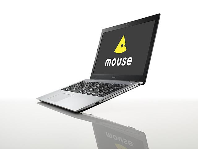 m-Book N500S2D-M2SH2 Core i7/16GBメモリ/256GB SSD+1TB HDD/MX150/15.6型フルHD液晶搭載モデル の製品画像
