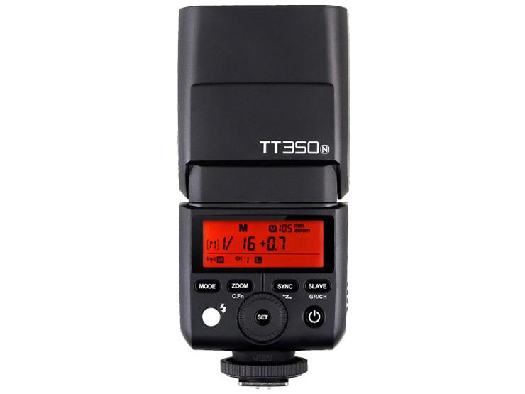 『本体 背面』 TT350N ニコン用 の製品画像