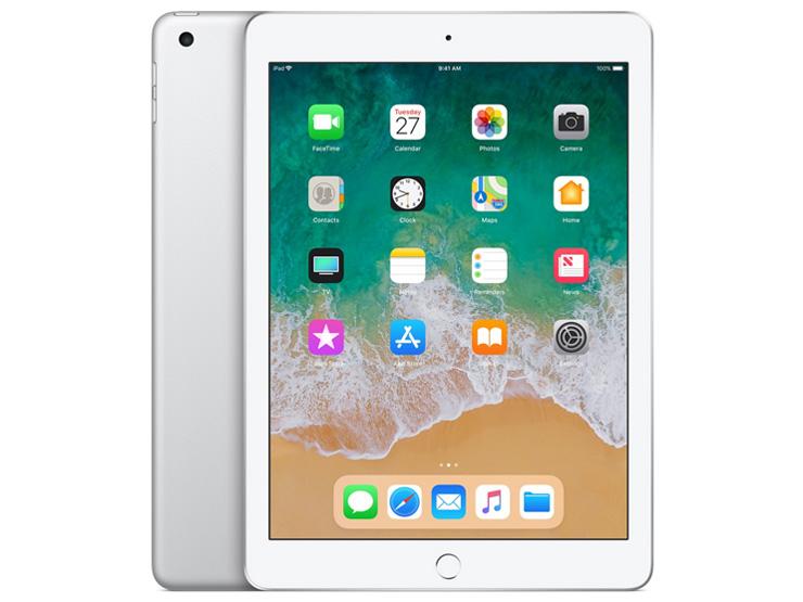 iPad 9.7インチ Wi-Fiモデル 32GB MR7G2J/A [シルバー] の製品画像