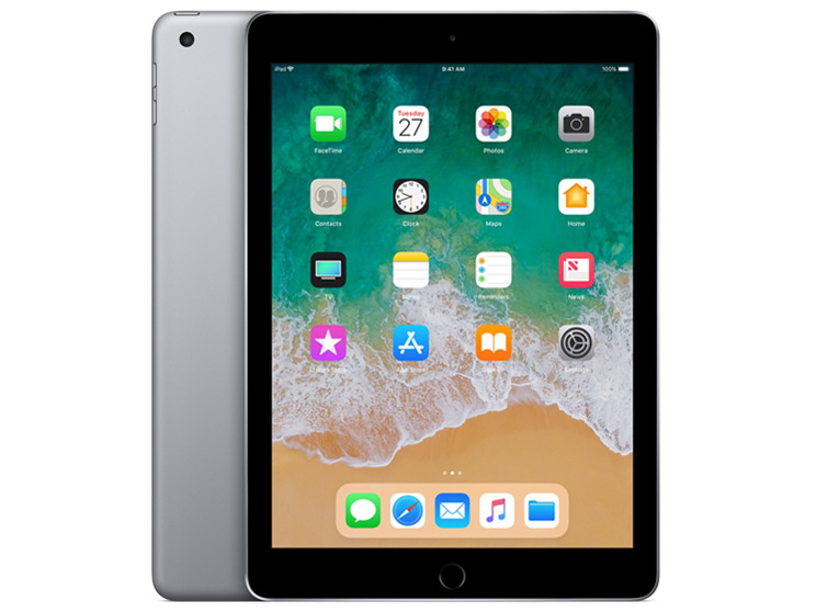 iPad 9.7インチ Wi-Fiモデル 32GB MR7F2J/A [スペースグレイ] の製品画像