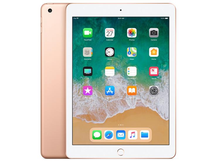 iPad 9.7インチ Wi-Fiモデル 128GB MRJP2J/A [ゴールド] の製品画像