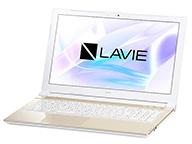 LAVIE Smart NS(B) PC-SN18CRSAB-4 [シャンパンゴールド]