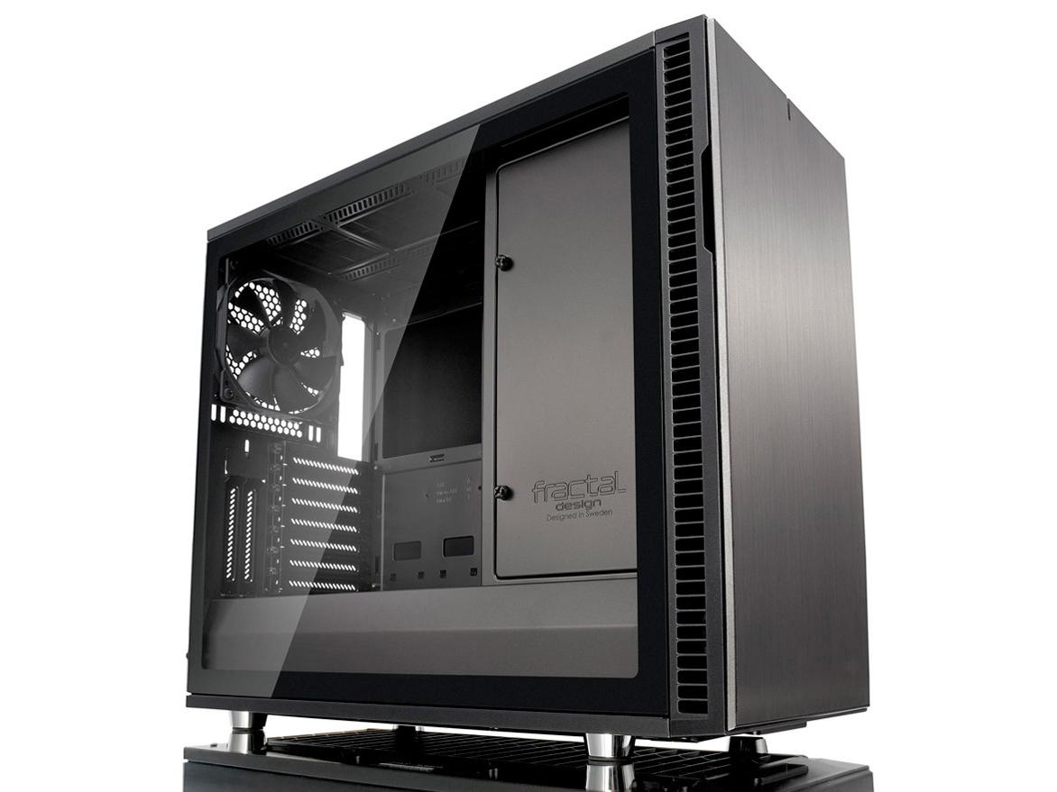Define R6 TG FD-CA-DEF-R6-GY-TG [ガンメタル] の製品画像
