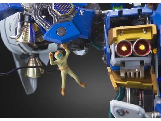 『アングル6』 FORMANIA EX ガンダム試作1号機 フルバーニアン の製品画像