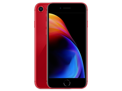 iPhone 8 (PRODUCT)RED Special Edition 64GB SIMフリー [レッド] の製品画像