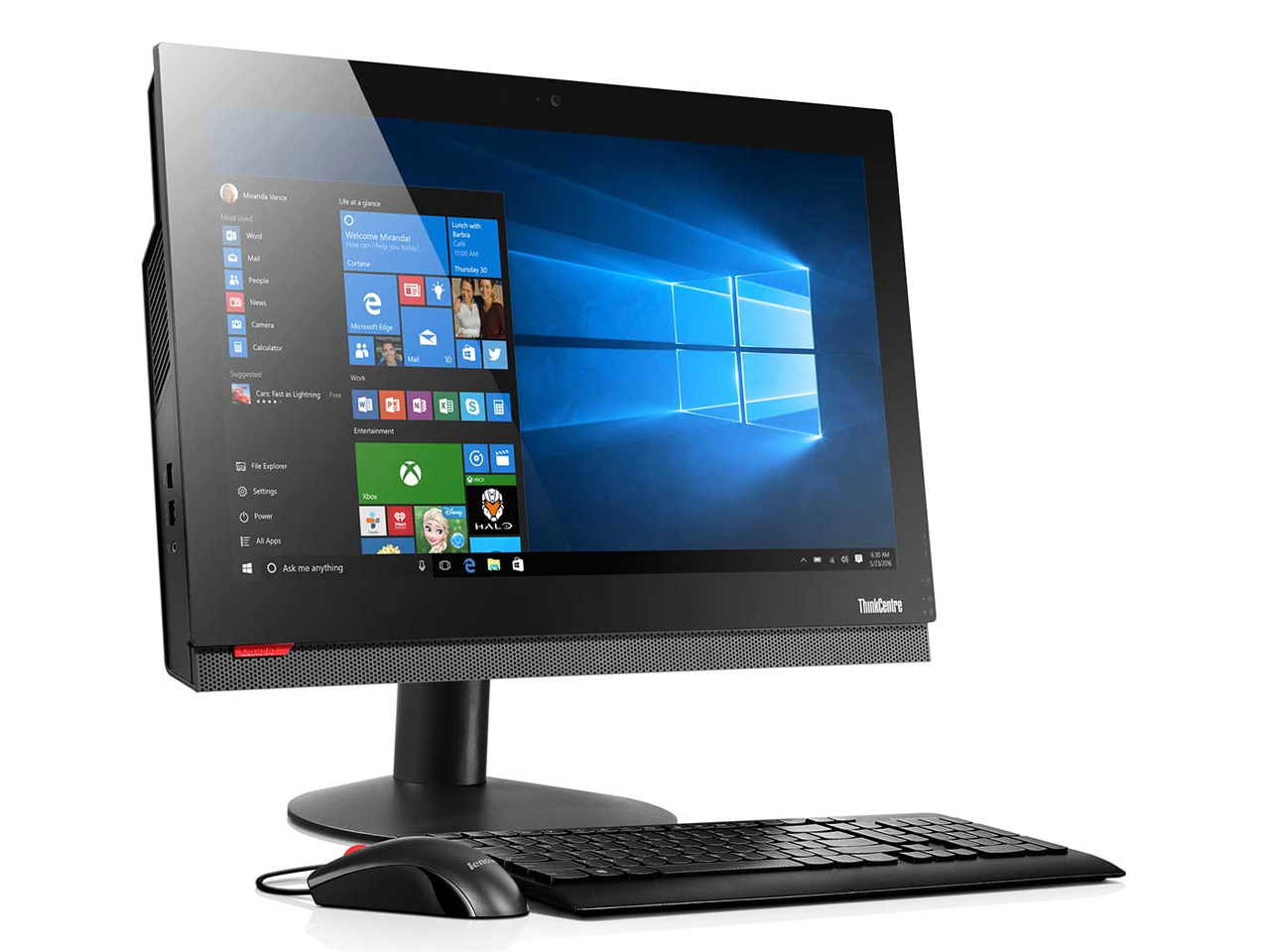 ThinkCentre M810z All-In-One 10Q10003JP