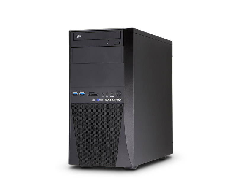 ドスパラゲーミングパソコンGALLERIA DT K/07758-10a