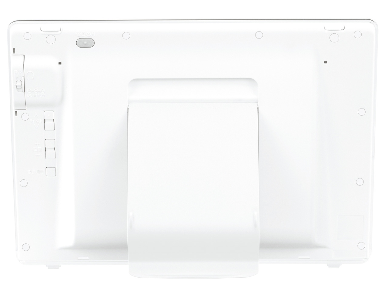 『本体 背面』 プライベート・ビエラ UN-10E8 の製品画像