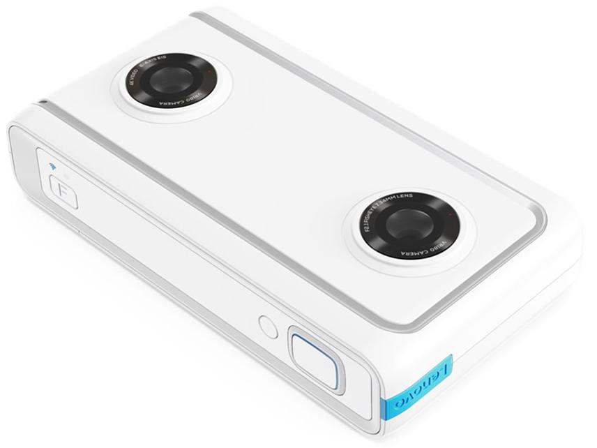 『本体2』 Lenovo Mirage Camera with Daydream ZA3A0011JP の製品画像