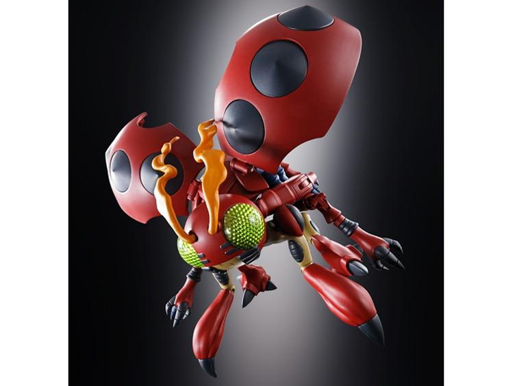 『アングル3』 超進化魂 06 アトラーカブテリモン の製品画像