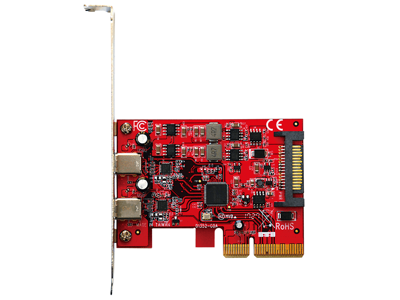 USB3.1C-P2-PCIE [USB3.1] の製品画像