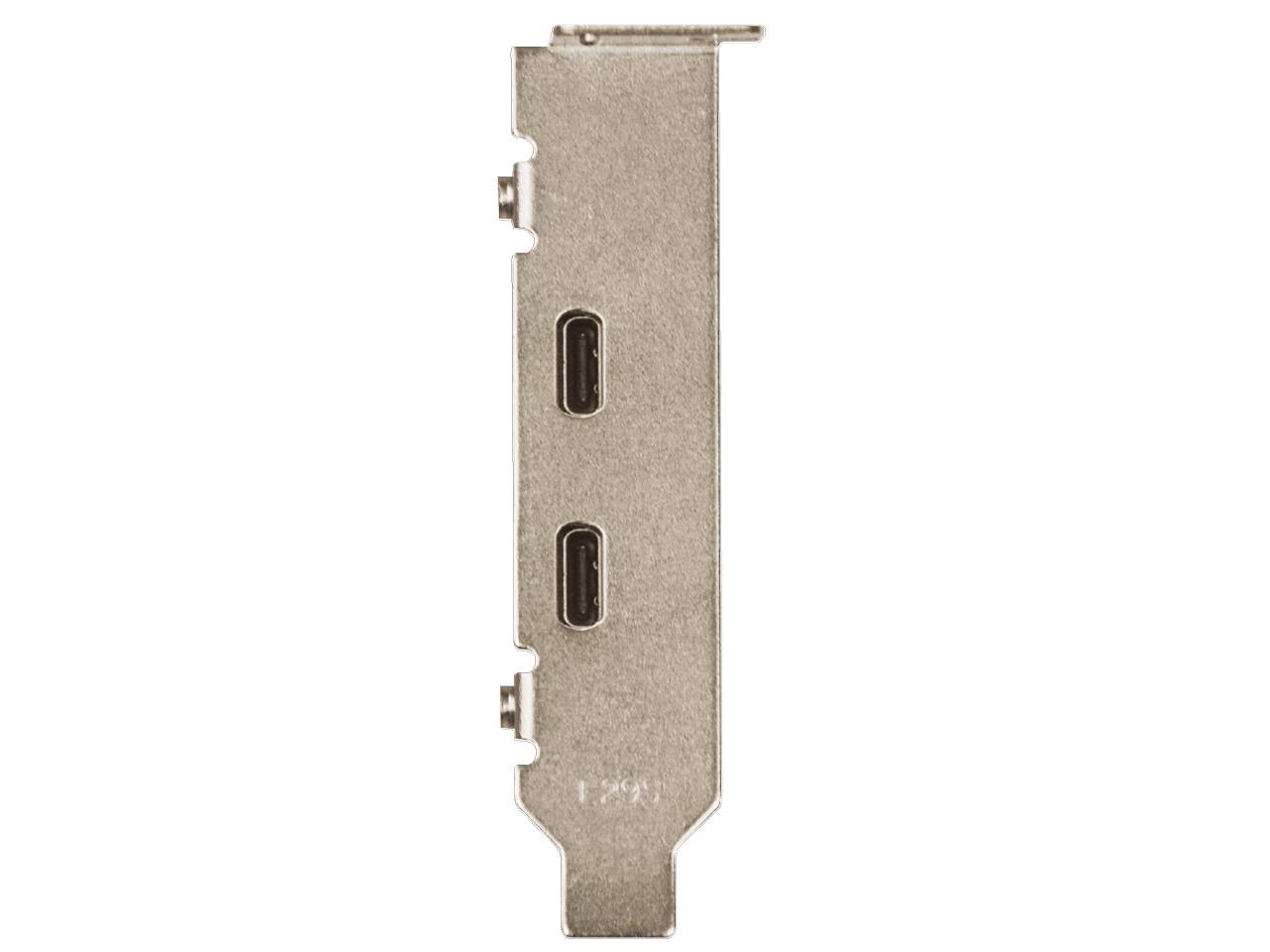 『本体 接続部分1』 USB3.1C-P2-PCIE [USB3.1] の製品画像