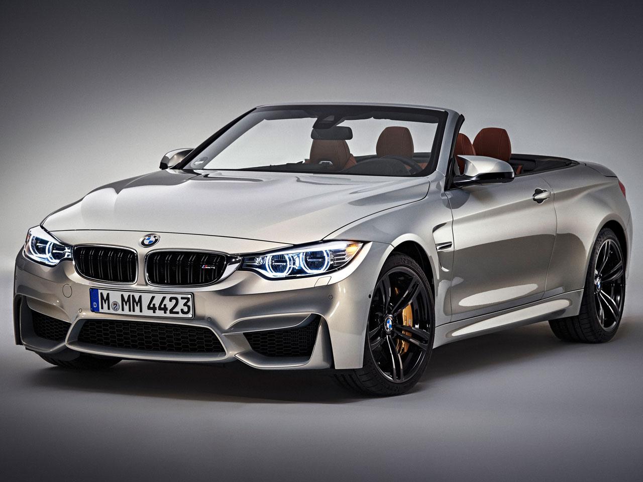 BMW M4 カブリオレ 2018年モデル 新車画像