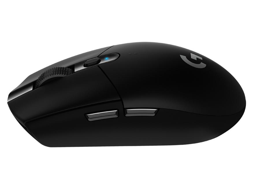 『本体1』 G304 LIGHTSPEED Wireless Gaming Mouse G304 [ブラック] の製品画像