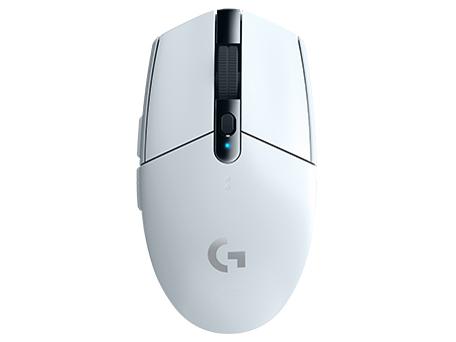 G304 LIGHTSPEED Wireless Gaming Mouse G304rWH [ホワイト] の製品画像