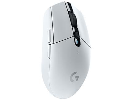 『本体1』 G304 LIGHTSPEED Wireless Gaming Mouse G304rWH [ホワイト] の製品画像