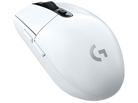 『本体2』 G304 LIGHTSPEED Wireless Gaming Mouse G304rWH [ホワイト] の製品画像