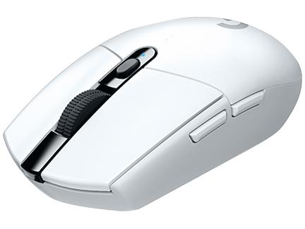 『本体3』 G304 LIGHTSPEED Wireless Gaming Mouse G304rWH [ホワイト] の製品画像