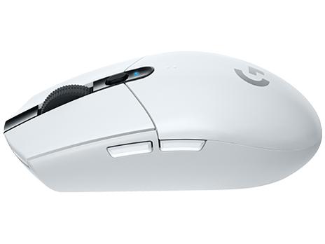『本体4』 G304 LIGHTSPEED Wireless Gaming Mouse G304rWH [ホワイト] の製品画像