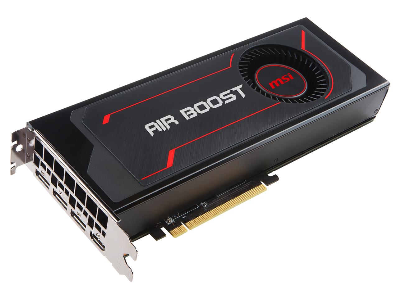 『本体4』 Radeon RX Vega 64 Air Boost 8G OC [PCIExp 8GB] の製品画像