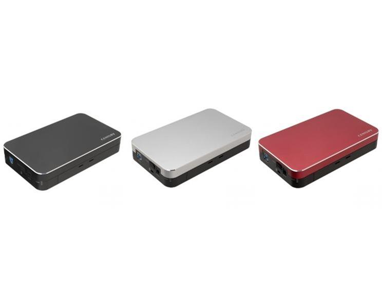 『カラーバリエーション』 SIMPLE SMART BOX 3.5 CSB35U3BK6G [ナイトブラック] の製品画像