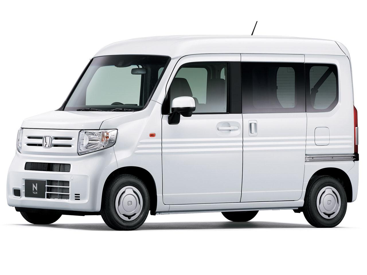 ホンダ N-VAN 商用車 2018年モデル 新車画像