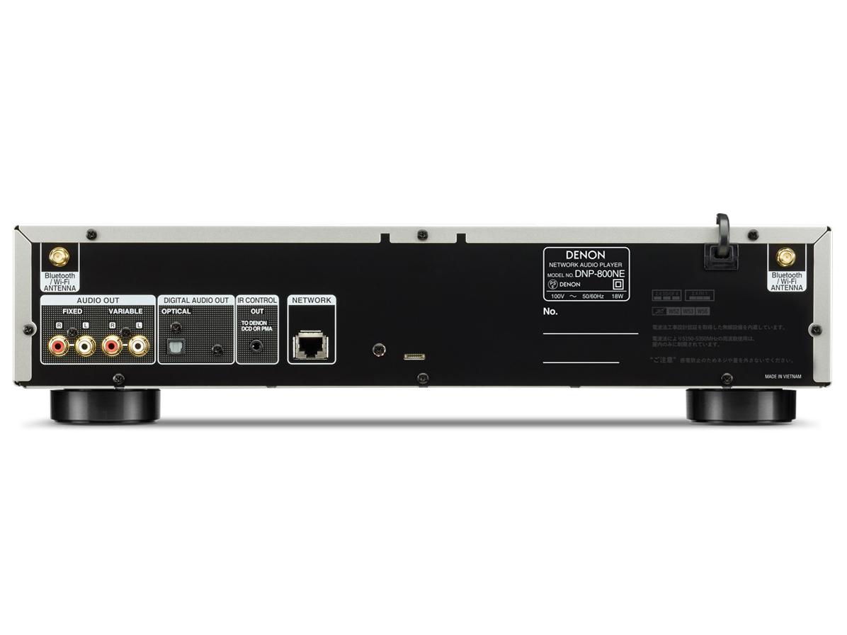 『本体 背面』 DNP-800NE の製品画像