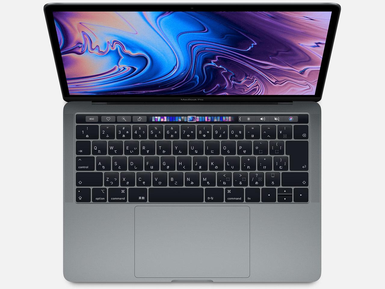 MacBook Pro Retinaディスプレイ 2300/13.3 MR9Q2J/A [スペースグレイ] の製品画像