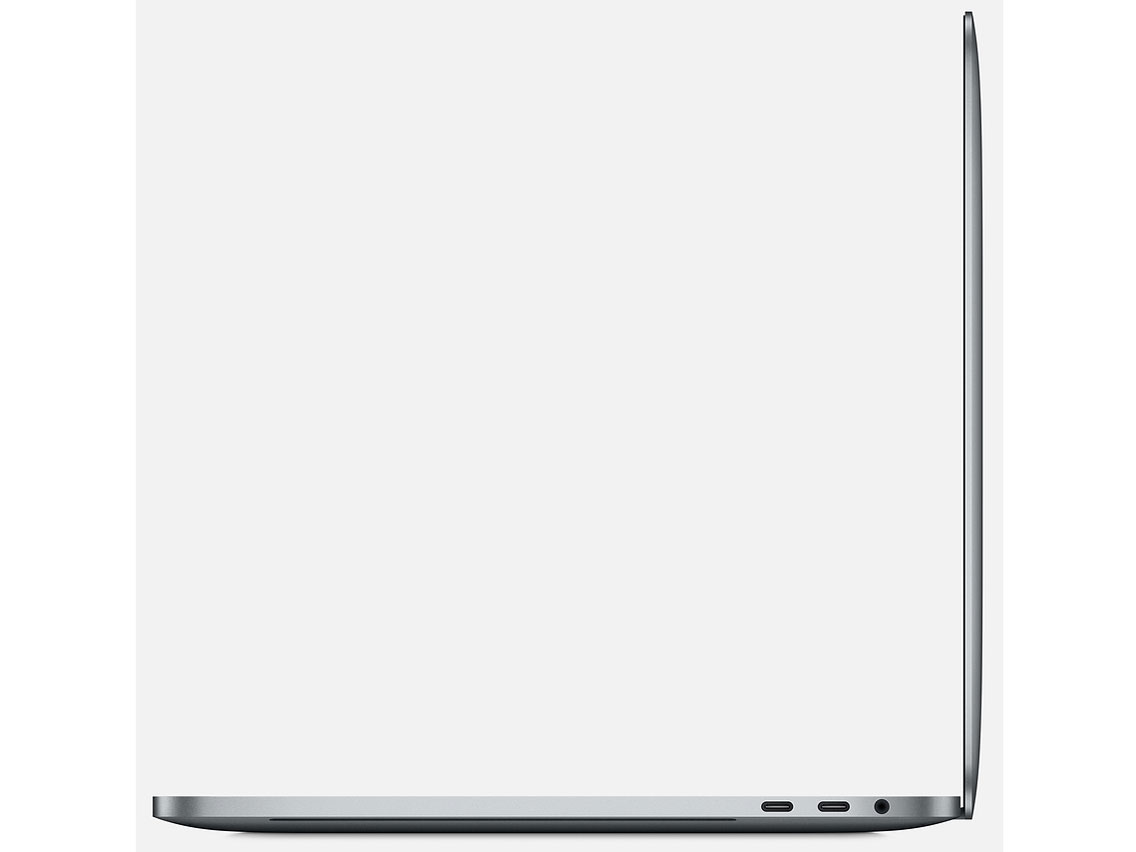 『本体 右側面』 MacBook Pro Retinaディスプレイ 2300/13.3 MR9Q2J/A [スペースグレイ] の製品画像