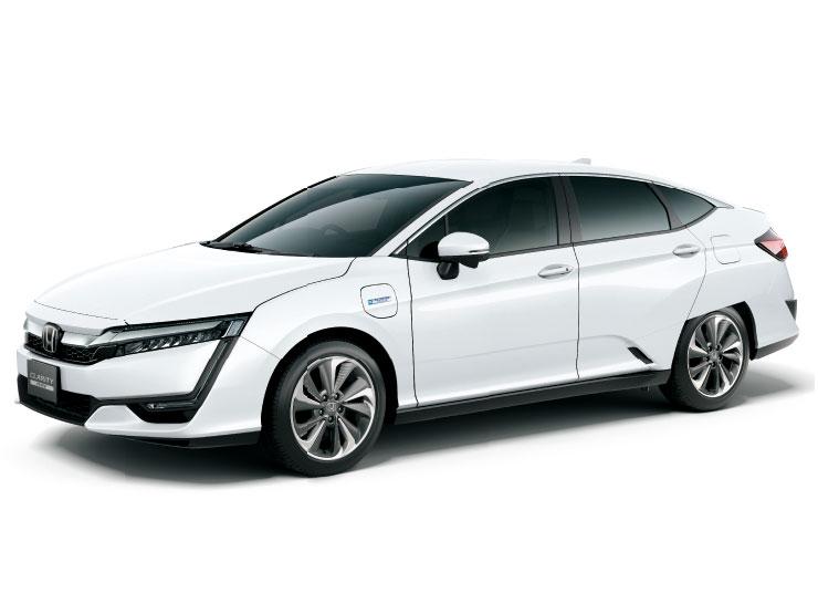 ホンダ クラリティ PHEV 2018年モデル 新車画像