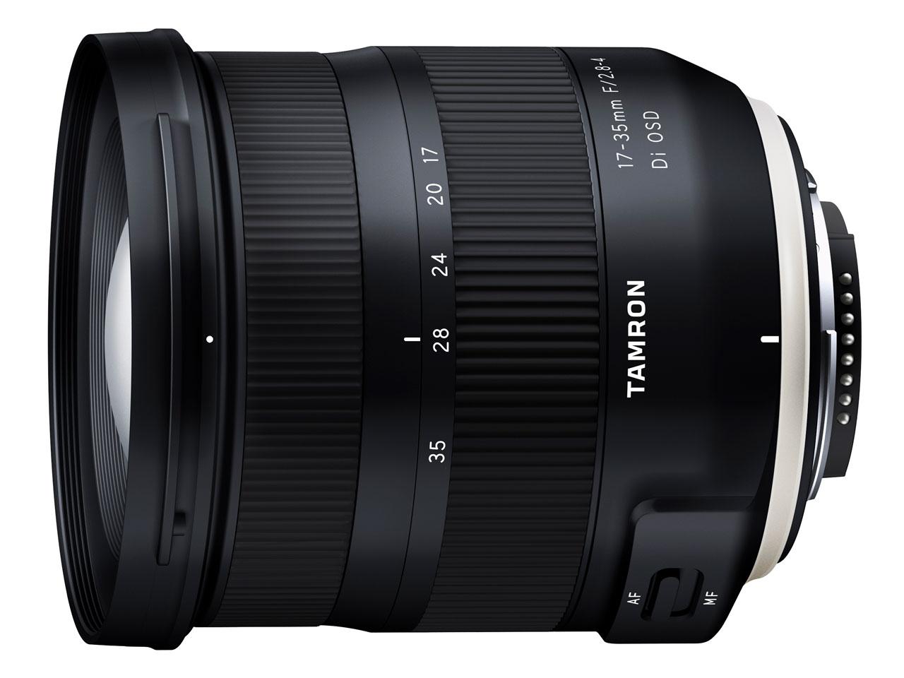 17-35mm F/2.8-4 Di OSD (Model A037) [ニコン用] の製品画像