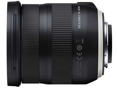 『本体 側面1』 17-35mm F/2.8-4 Di OSD (Model A037) [ニコン用] の製品画像