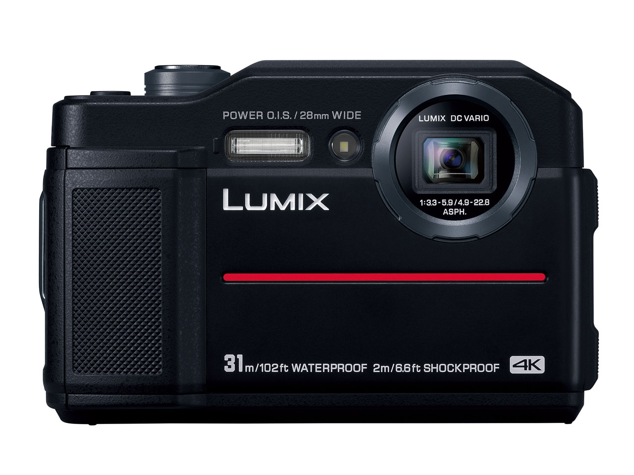LUMIX DC-FT7-K [ブラック] の製品画像