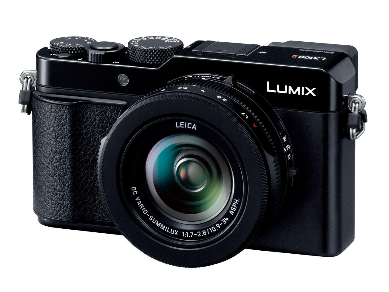 『本体 正面1』 LUMIX DC-LX100M2 の製品画像