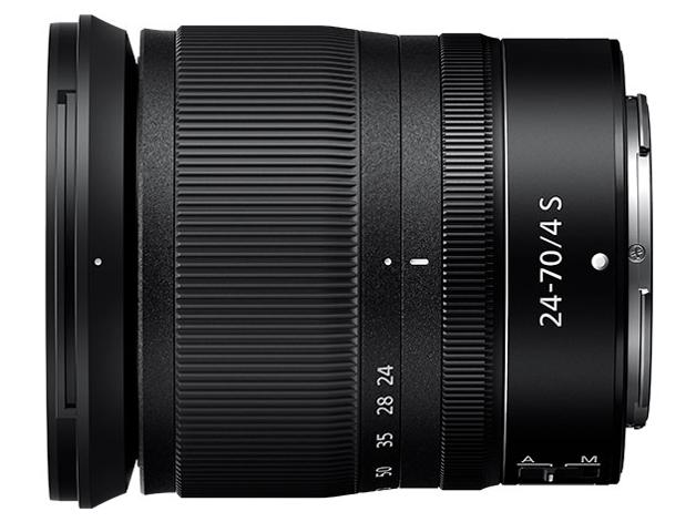 『本体1』 NIKKOR Z 24-70mm f/4 S の製品画像
