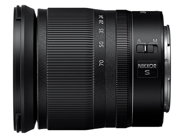 『本体2』 NIKKOR Z 24-70mm f/4 S の製品画像