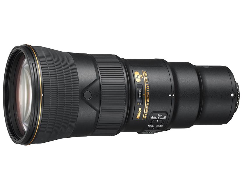 『本体1』 AF-S NIKKOR 500mm f/5.6E PF ED VR の製品画像