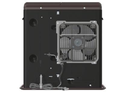 『本体 背面』 FW-3718SGX(T) [ロイヤルブラウン] の製品画像